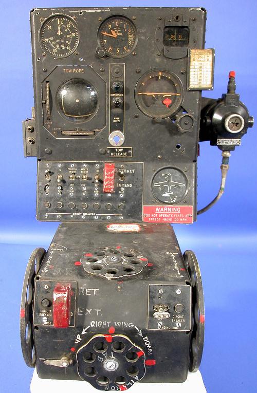 Instrument Panel, XCG-18