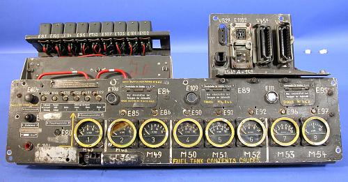 Instrument Panel, Heinkel He 177