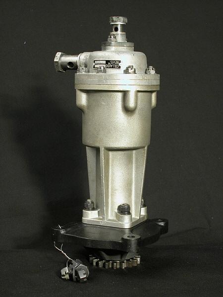 Italian Engine Oil Pump