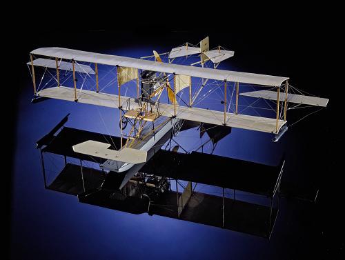 Model, Static, Curtiss A-1