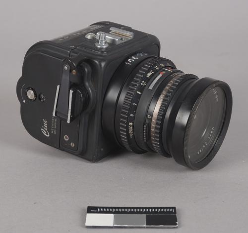 Camera, Hasselblad, 70mm, Gemini XII (Magazine, Apollo 7)