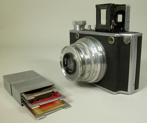 Camera, Aerial, Fairchild K-14, Spotting