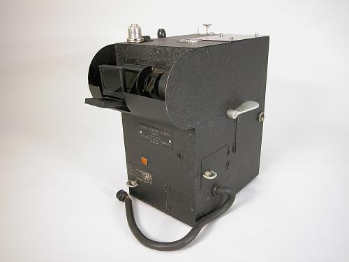 Camera Sextant, Bubble, Pierce, Mark II