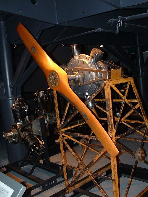 Murray Rotary Engine