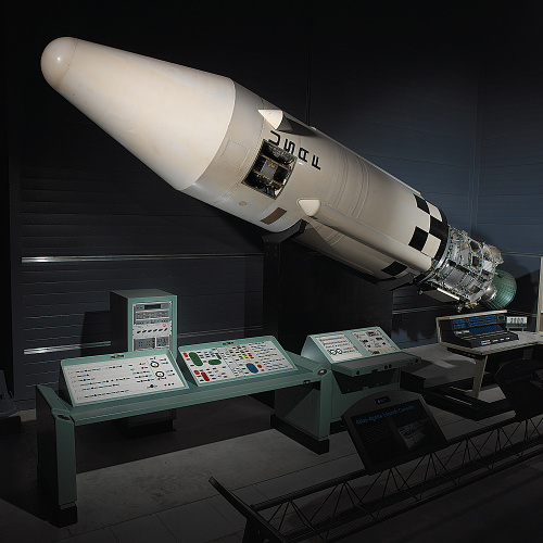 Upper Stage, Launch Vehicle, Agena-B
