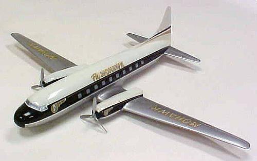 Model, Static, Convair 440, Mohawk Airlines