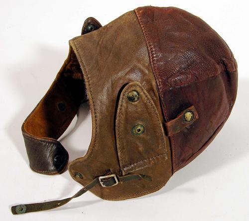 Helmet, Flying, Summer, Civilian, Charles Lindbergh