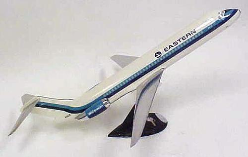 Model, Static, Douglas DC-9 Series 30, Eastern Air Lines