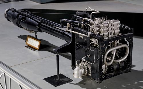 Rocket Motor, Liquid Fuel, HWK 109-509 A-1