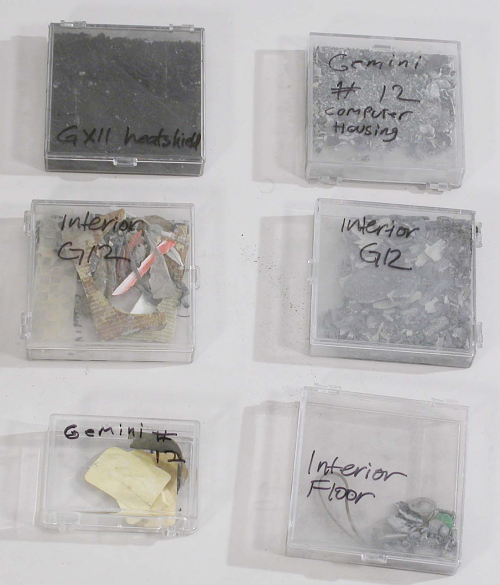 Miscellaneous Pieces, Gemini XII