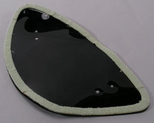 Window Shade, Right Hand, Gemini XII