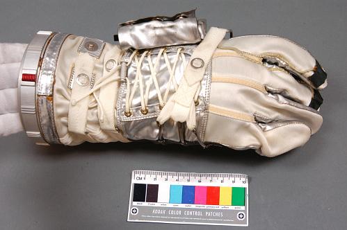 Glove, Rightt, Mercury, Friendship 7, Glenn, Training