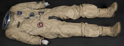 Pressure Suit, G3-C, Young, Gemini 10, Flown