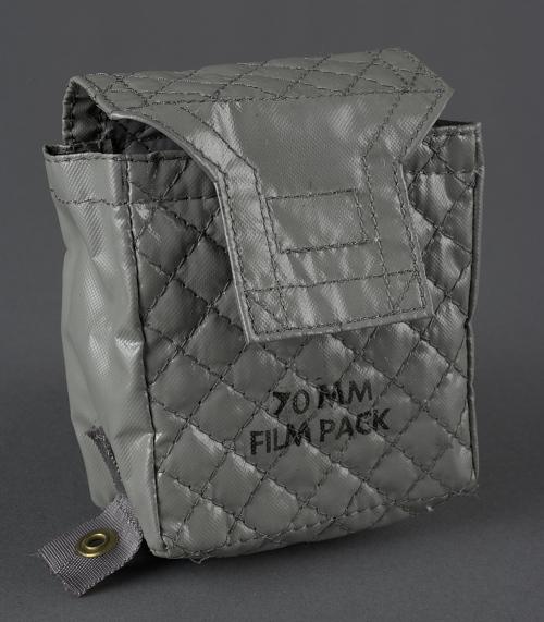 Pouch, Film Pack, 70mm, Gemini