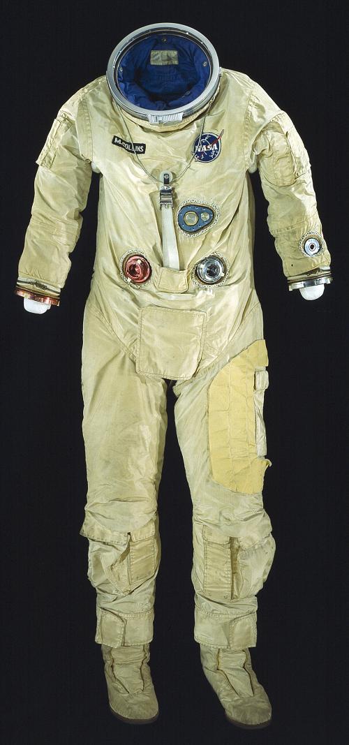 Pressure Suit, G4-C, Collins, Gemini 10, Flown