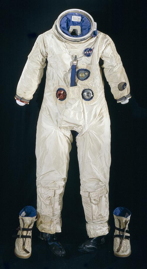 Pressure suit, G3-C, Schirra, Gemini 6, Flown