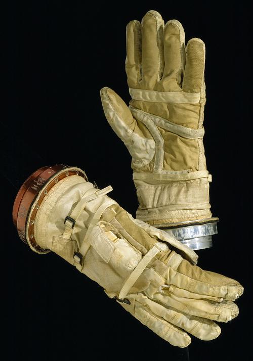 Glove, Left, G-4-C, Gemini 6, Schirra, Flown