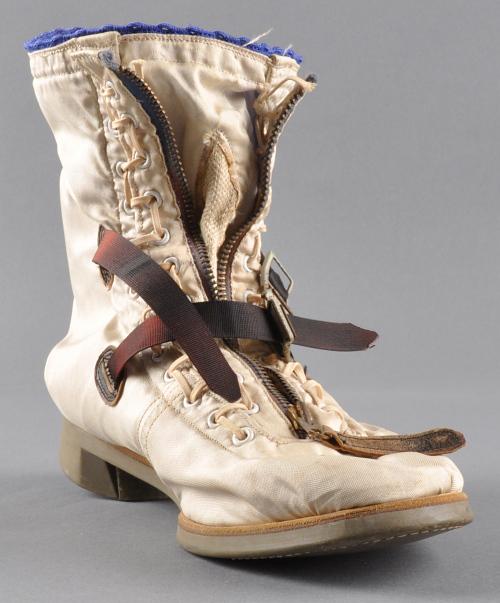 Boot, Left, G-4-C, Schirra, Gemini 6