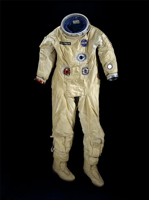 Pressure Suit, G4-C, Cooper, Gemini 5, Flown