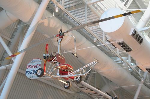 Bensen B-8M Gyrocopter