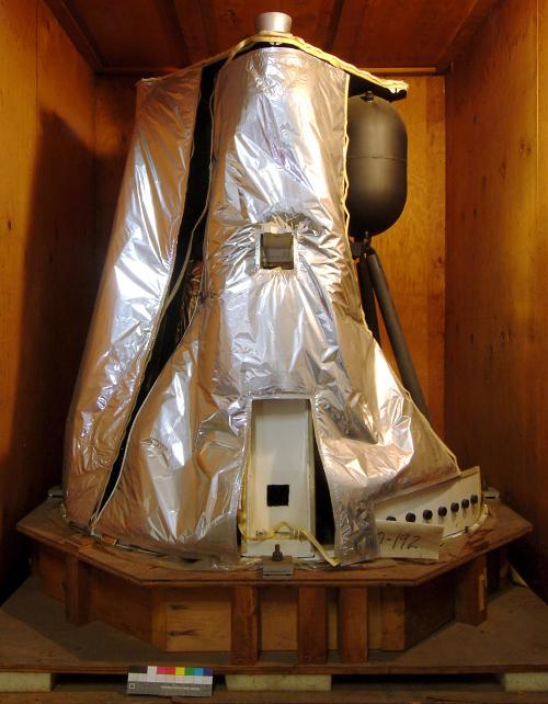Structure, Lunar Orbiter