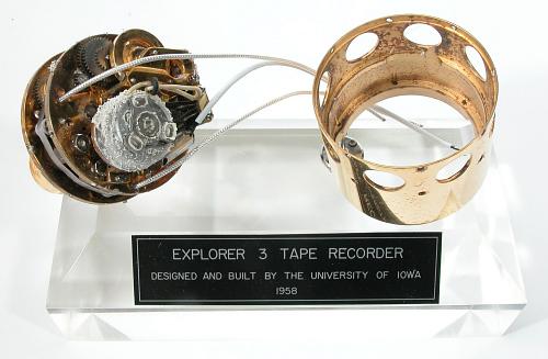 Recorder, Tape, Explorer 3