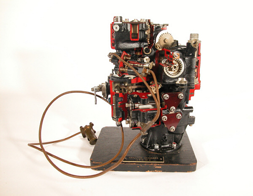 Pratt & Whitney J57 Turbojet Fuel Control