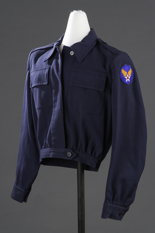 Jacket, Service, Women Airforce Service Pilots (WASP), Haydu