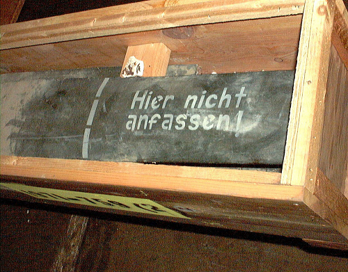 Fabric, Bomb, Glide, Wing, BV 246 Hagelkorn