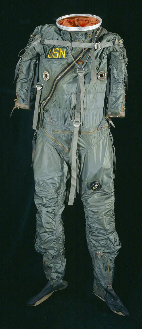 Pressure Suit, Mark IV, United States Navy