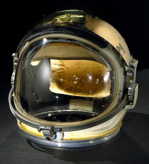 Helmet, Gemini, G4-C, Gold Visor, Training
