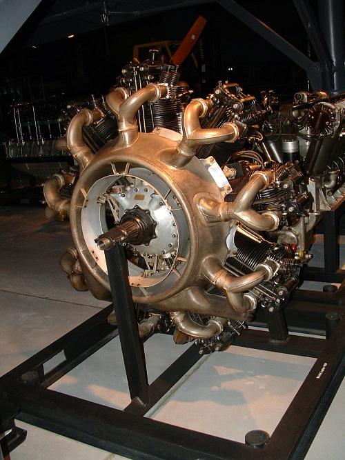 Bristol Jupiter VIIIF Radial Engine