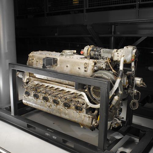 Aichi Atsuta 31, Ha 60 Model 31, V-12 Engine