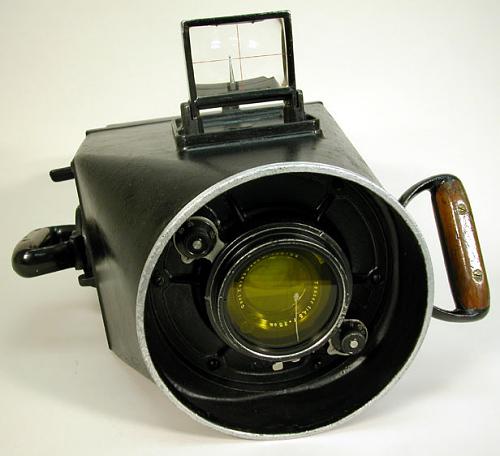 Camera, Aerial, Fairchild F-1, U.S. Navy