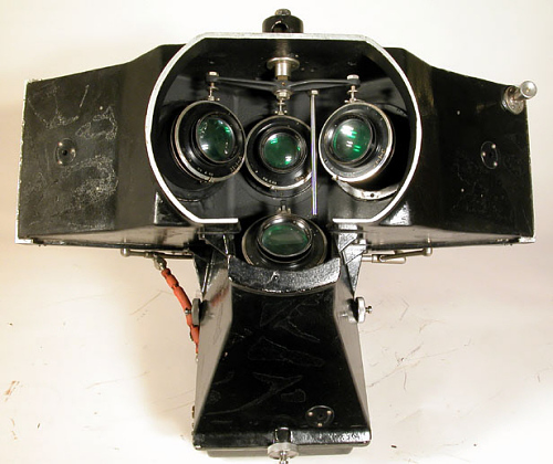 Camera, Aerial, Mapping, Fairchild T-2A