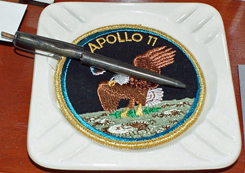 Pen, Ball Point, AG-7, Apollo 11