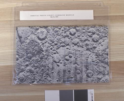 Maps, Lunar Surface, Apollo 11