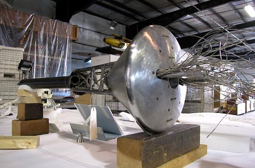 Model, Wind-Tunnel, Apollo Command Module