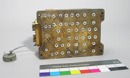 Horizon Sensor, Electronics, Gemini 8