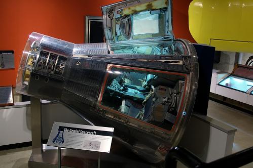 Capsule, Gemini VIII