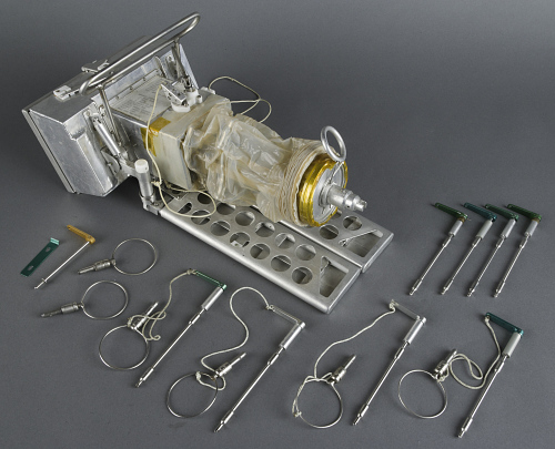 Development Model, Aseptic Sampler, Apollo