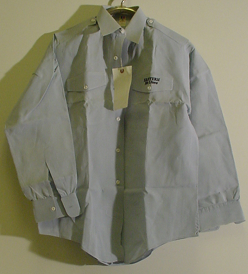 Shirt, Pilot, Eastern Airlines