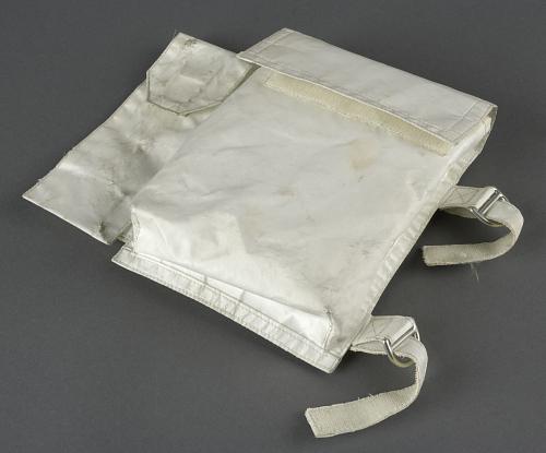 Pocket, Checklist and Scissors, Collins, Apollo 11
