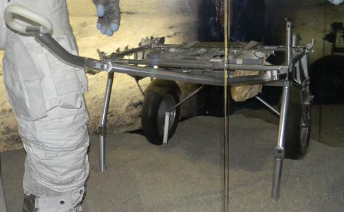 Mobile Equipment Transporter