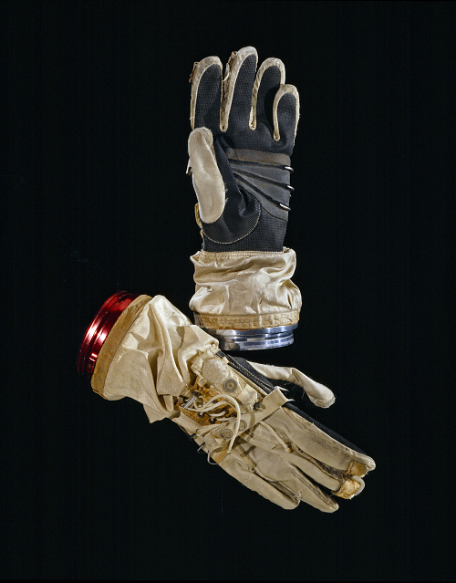 Glove, Right, G3-C, Gemini 3, Young, Flown