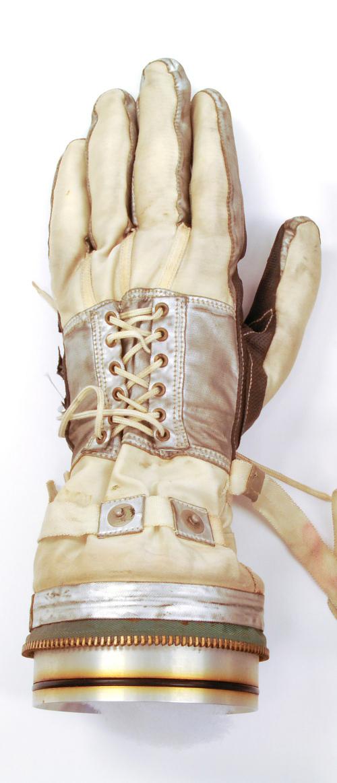 Glove, Left, Mercury, Carpenter, Anthropomorphic