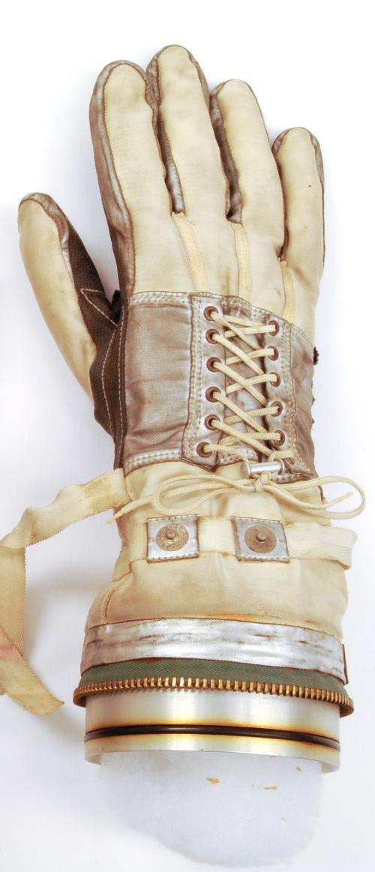 Glove, Right, Mercury, Carpenter, Anthropomorphic