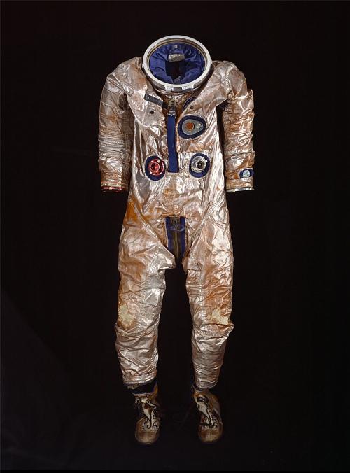 Pressure Suit, Gemini, G2-C, White, Training