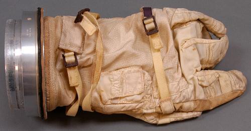 Glove, Left, G-3-C, Gemini, White