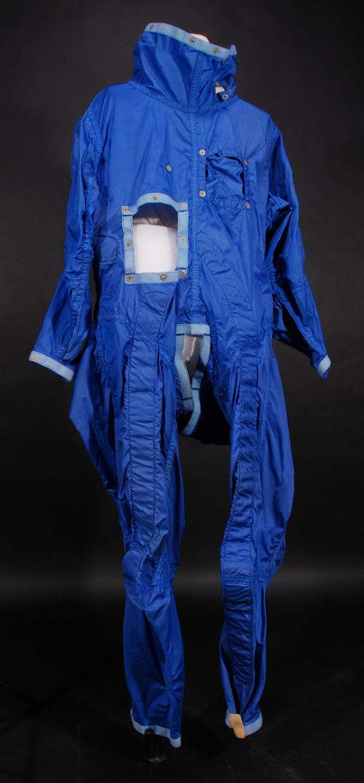 Liner, Spacesuit, White, Gemini